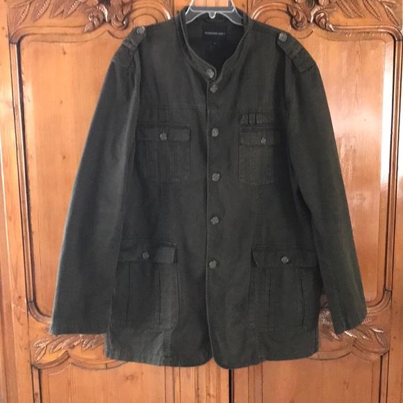 International Laundry Other - International Laundry Military Style Jacket